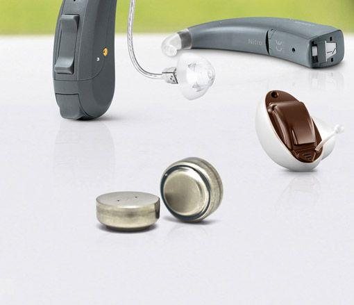 Hörgerätebatterien