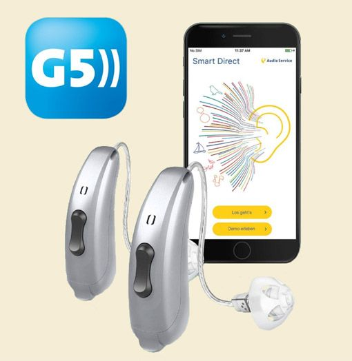 Audio Service G5 Smart Direct