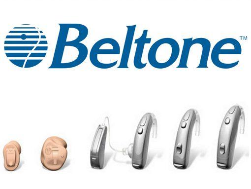 Beltone Hörgeräte Logo