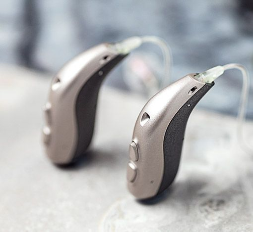 Zerena Hörgeräte grau