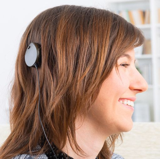 Hörgeräte Implantat