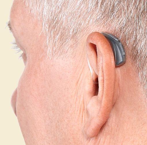 Hörverlust Schwerhörigkeit