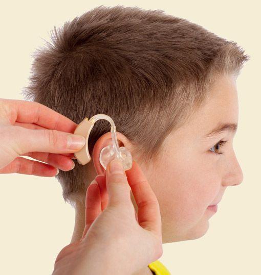 Kinder Hörgeräte