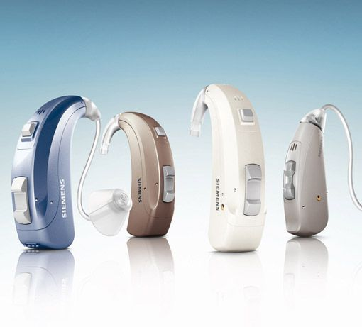 Siemens Hörgerät Motion