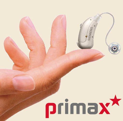 Siemens Pure Primax Hörgerät