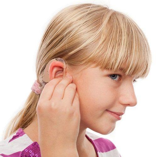 Kinder Hörgerät