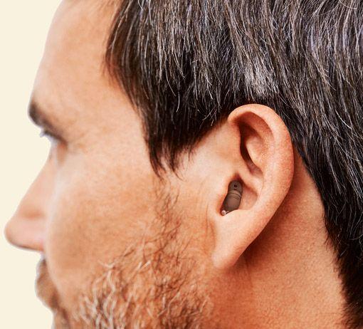 Signia Im-Ohr Hörgerät