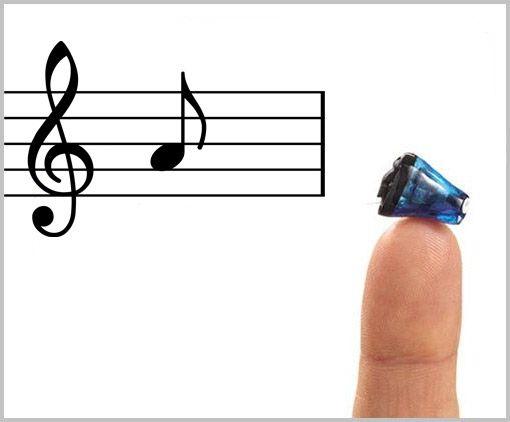 Hörgerät Musik