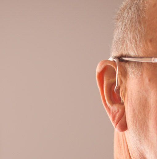Probleme mit Hörgeräten